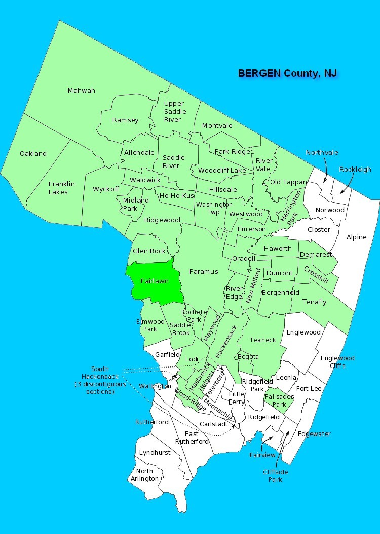 Upper Saddle River Nj >> Raffiani's Service Area In Bergen & Passaic NJ. Fair Lawn, Glen Rock, Ridgewood